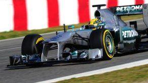 Hamilton el más rápido en 2da sesión de calificaciones del GP de España