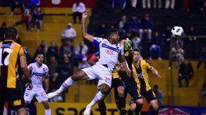 Ricardo Clarke marca su segundo gol en Paraguay en empate de Nacional
