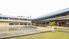 El nuevo IPT El Silencio en Changuinola cuenta con 40 aulas.