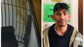 Un ladrón se fuga en Bolivia al ser tan flaco que salió por los barrotes
