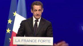 Sarkozy y otros políticos felicitan a la Policía por la captura de Abdeslam