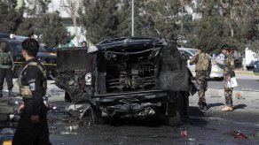 Dos muertos y cinco heridos por explosiones en Kabul