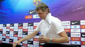 Tito Vilanova fue operado y está hospitalizado en Barcelona (prensa)