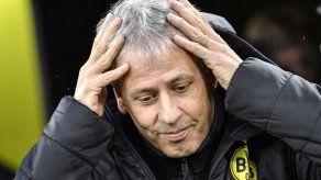 Dortmund despide al técnico Favre tras derrota 5-1