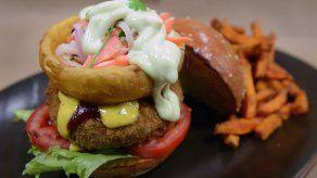 Las hamburguesas de quinoa