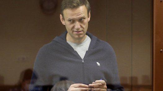 El líder Alexéi Navalni, que se encuentra en delicado estado de salud.