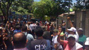 Entes de la CIDH abandonan Nicaragua tras ser expulsados