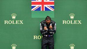 Hamilton manda en Bélgica y roza el récord de Schumacher