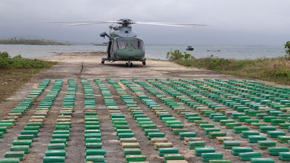 De acuerdo con el Minseg, el 36% de esta droga ha sido decomisada en la provincia de Colón, un 16% en la provincia de Panamá, 15% en la provincia de Chiriquí y un 13% en Panamá Oeste, mediante acciones de los estamentos de seguridad.