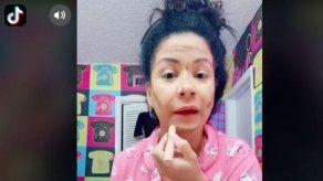 Carolina Sandoval pide a TikTok una explicación por retirar uno de sus vídeos