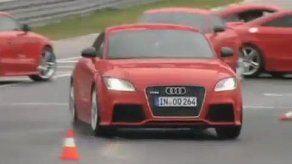 Video: Plantilla del Real Madrid estrena nuevos modelos de Audi