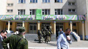 El tiroteo se registró en una escuela de Kazán, una ciudad del centro de Rusia.