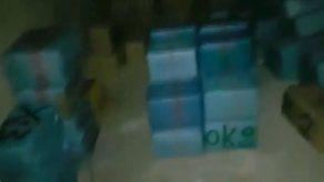 Interceptan ocho toneladas de hachís en el sur de España