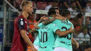 Insultos racistas empañan triunfo de Inter ante Cagliari