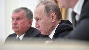 Putin dice que nuevas armas se han hecho con materiales que nadie más tiene
