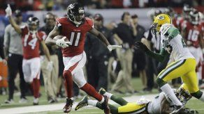Julio Jones no practicará con los Falcons esta semana