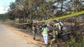 Aumentan a 68 los muertos al explotar un camión con petróleo en Tanzania