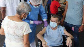 Cuatro mil personas con discapacidad han sido vacunadas contra COVID-19