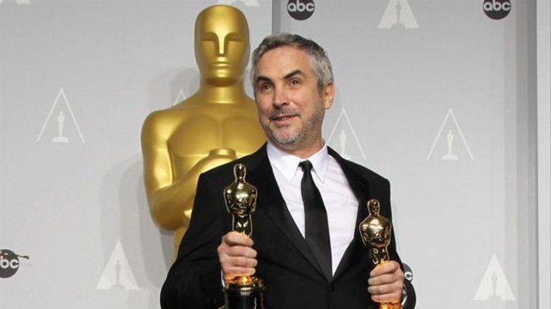 Alfonso Cuarón protagoniza el pleno del año