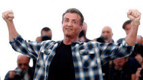 Sylvester Stallone se confía en Cannes