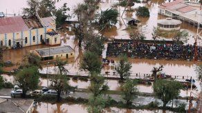 Ciclón deja cinco muertos en Mozambique