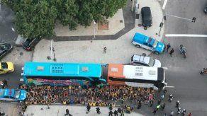Unos cien hinchas de Peñarol detenidos en Rio por altercados