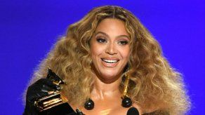 Beyoncé hizo historia en los Grammy