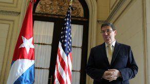 Canciller cubano presidirá en Washington apertura de embajada