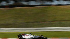 Massa es el más veloz en pruebas de F1 en Barcelona