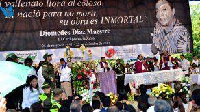 Fiscalía: Diomedes Díaz falleció de muerte natural