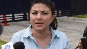 Liberan a defensora de derechos humanos que abofeteó a policía en Nicaragua