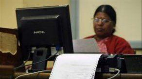 La India manda su último telegrama
