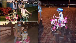 ¿Qué debemos tomar en cuenta al escoger la primera bicicleta de nuestro (a) hijo (a)?