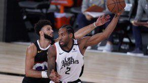 Leonard y Clippers toman ventaja de 3-1 sobre Nuggets