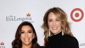 Eva Longoria y Felicity Huffman protagonizan una mini-reunión de Mujeres desesperadas