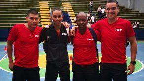 Panamá contará con la presencia arbitral de Francisco Cedeño, Roberto López, Luis Aguilar y Ricardo Lay en el Premundial de Concacaf en Guatemala.