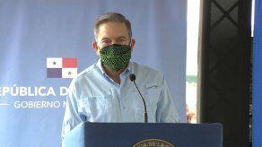 Presidente Cortizo: Preferimos alquilar vehículos que comprarlos