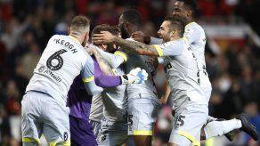 Derby de Lampard elimina al Man U de Mourinho