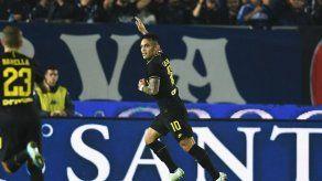 El Inter asalta la cabeza de la Serie A tras ganar en Brescia