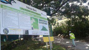 Suspenden acceso al Parque Nacional Volcán Barú por mal tiempo