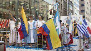 Nueva York cumple 50 años festejando el Día de la Hispanidad