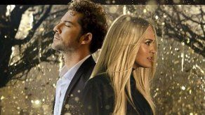 David Bisbal canta junto a Carrie Underwood en Tears of Gold