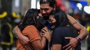 Raúl Gutiérrez, de 37 años, dueño de un gimnasio, se enfermó de COVID-19 tras acudir a una reunión familiar.