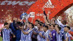 Real Sociedad vence al Athletic y gana la Copa del Rey 2020