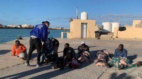 ONU confirma la muerte de más de 40 migrantes en un naufragio en costa libia