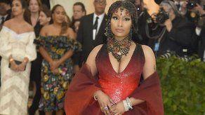 Nicki Minaj por fin se ha casado con su novio de la adolescencia