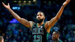 Morris anota 25 y Celtics vencen a líderes Raptors