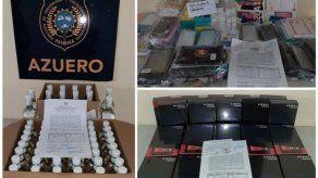 Aduanas decomisa mercancía de presunto contrabando en Coclé y Veraguas
