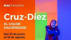 Visita las obras de arte del maestro Carlos Cruz Diez en el MAC