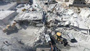 Grupo sirio sube a 69 los muertos en explosión en el norte